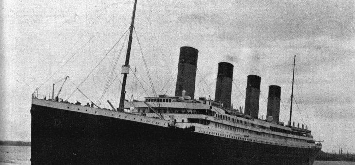 Cuando el Titanic vuelva a zarpar…
