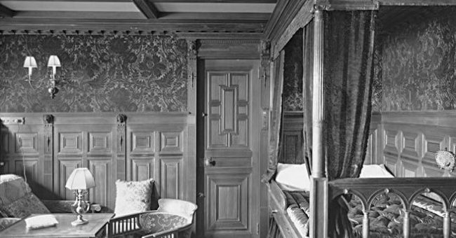 Pasajeros del Titanic #4: Elisabeth Walton Allen