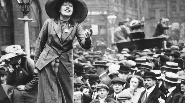 Día Internacional de la mujer: ¿Quién fue Christabel Pankhurst?