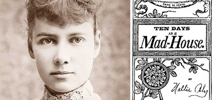¿Quién fue Nellie Bly?