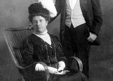 Pasajeros del Titanic #5: Isidor y Ida Straus