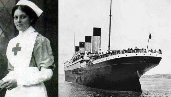 Pasajeros del Titanic #7: La fascinante historia de Violet Jessop