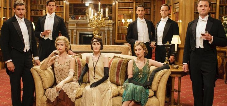 Downton Abbey: ¡Tendremos película!