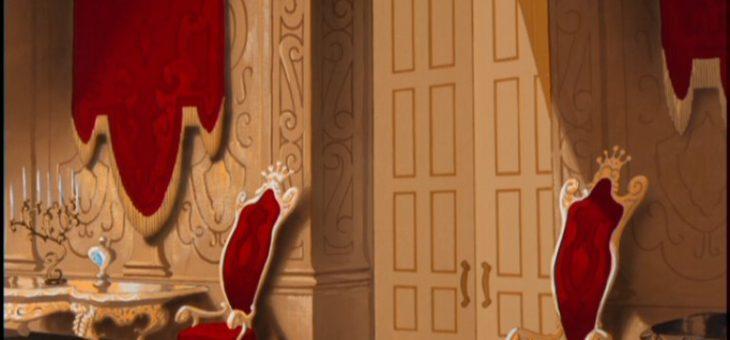 Escenarios clásicos en las películas de Disney #1: la Cenicienta