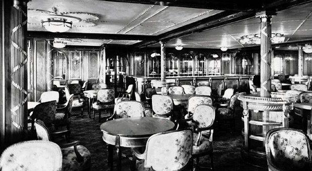 Pasajeros españoles del Titanic 10#: Juan Monrós