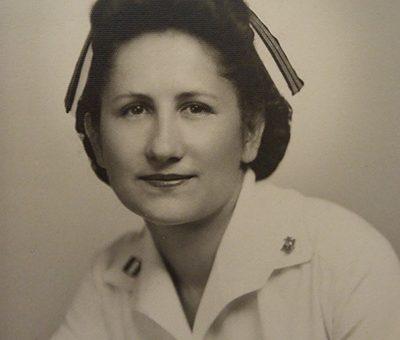 Enfermeras en Pearl Harbor