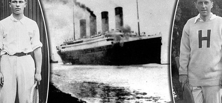 Pasajeros del Titanic #12: Karl Behr